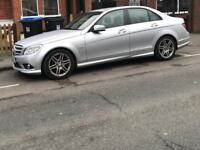 Mercedes Benz C250 CGI BLUE EFFICIENCY Silver for Sale