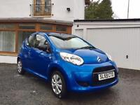 CITROEN C1 VT [ONLY 12000 MLS / 1 PREVIOUS OWNER / FANTASTIC ECONOMY / £20 YEARLY ROAD TAX]