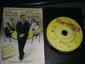 The Office - An American Workplace: Complete Season 1 DVD Region 1