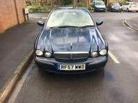 JAGUAR X-TYPE 2007 2.0 DIESEL ONE PREVIOUS OWNER PORTSMOUTH
