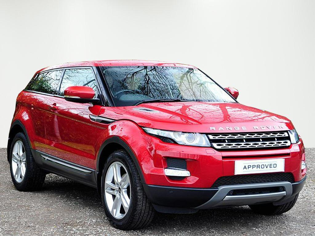 land rover range rover evoque td4 pure tech red 2012 03 30 in southside glasgow gumtree. Black Bedroom Furniture Sets. Home Design Ideas