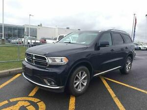 2014 Dodge Durango Limited  GPS+DVD+CUIR+7 PASSAGERS