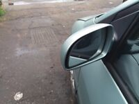 Hyundai Matrix passenger side wing mirror complete unit from 2002-7
