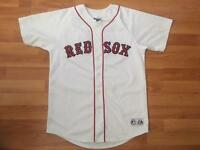 Boston Red Sox home baseball jersey