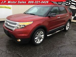 2014 Ford Explorer XLT, Automatic, Navigation, Third Row Seating