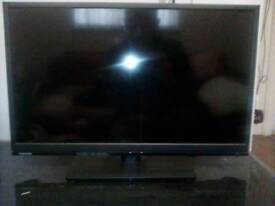 """Toshiba 24"""" lcd hd ready with built in freeview abd dvd player"""