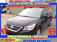 2009 Volkswagen Routan * FROM $67 WEEKLY $0 DOWN
