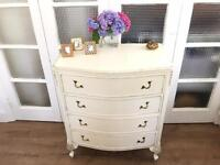 VINTAGE FRENCH CHEST OF DRAWERS FREE DELIVERY LDN🇬🇧