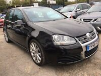 Volkswagen Golf 3.2 V6 R32 4Motion 5dr FREE WARRANTY. NEW MOT, FINANCE AVAILABLE, P/X VALUATION