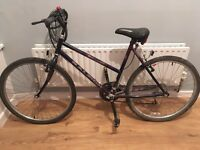Ladies Raleigh bike for sale