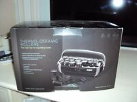 Brand New Boxed Babyliss Thermo-ceramic rollers