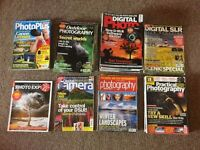 x56 Photography Magazines Good for resale