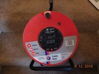 50 metre - 4 gang extension reel brand new still in its box.