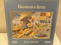Grandad's Attic Jigsaw Puzzle