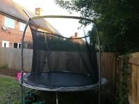Full size trampoline for sale £50