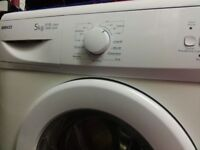 Washing machine for sale - good working order. Buyer collects