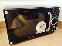 Daewoo KOR6N9RB Black Microwave (20L, 800w) perfectly good working condition!!