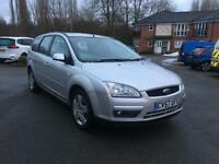 2007 Ford Focus 1.6 TDCI Style Estate