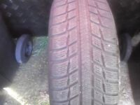 Peugeot 307 tyre