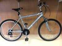 "Raleigh 26"" Adult Mountain Bike - 18"" Frame"