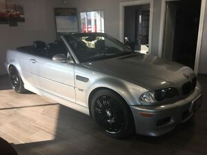 2003 BMW 3 Series M3 SMG Convertible