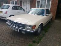 Mercedez Slc 450 Automatic around 6k spend not long ago Half price sale Old is Gold Classic £5999