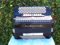 """Clinkscale"" 5row button accordion"