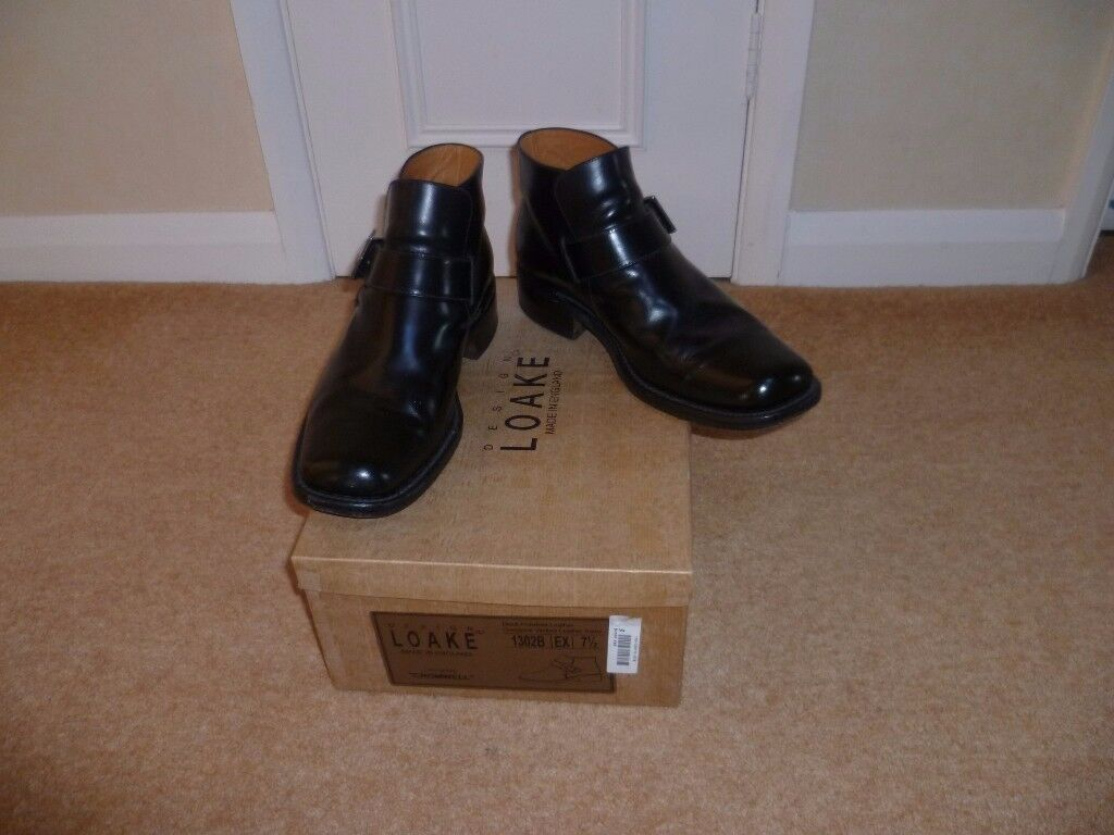 Loakes Boots Size 7 1/2