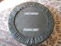 """RBK Mini trampoline 36"""" in diameter - never used"""