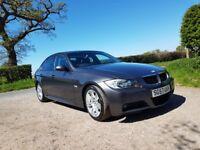 BMW 3 Series 320 M-Sport, Diesel, Full MOT, FSH, 1 PREVIOUS KEEPER
