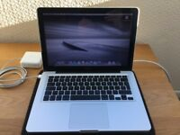 MacBook (13-Inch, Aluminum, Late 2008)
