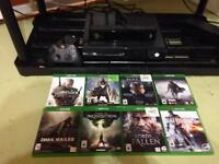 6 Month Old Xbox One and Games
