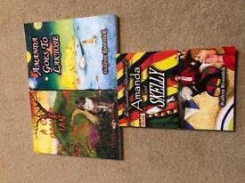 Wolfren Riverstick books