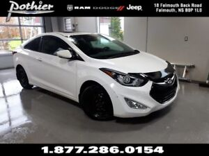 2014 Hyundai Elantra GL | LEATHER | SUNROOF | NAV |