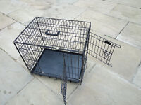 Dog Crate (for small to medium sized dog)