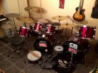 Drums job lot