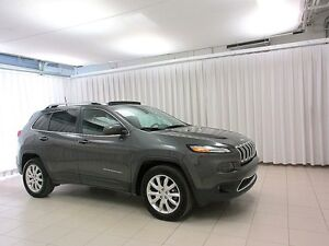 2016 Jeep Cherokee BE SURE TO GRAB THE BEST DEAL!! LIMITED 4X4 S