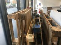 x12 Wooden Pallets Only £5