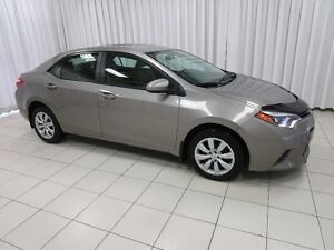 2016 Toyota Corolla IT'S A MUST SEE!!! LOW LOW LOW KMS!!! LE SED