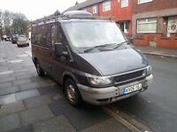 Ford transit 280 tdci campervan motor home £2999