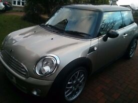 2008 MINI one Hatch 1.4 3dr 52K miles Excellent Condition - Offer Accepted*