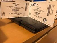 2 x Busted tickets O2 Academy Newcastle
