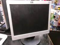 """HP L1506 15"""" VGA LCD PC Monitor"""
