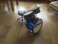 3 piece Drum kit by Tiger for kids