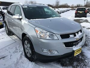 2011 Chevrolet Traverse 1LT, Automatic, Third Row Seating