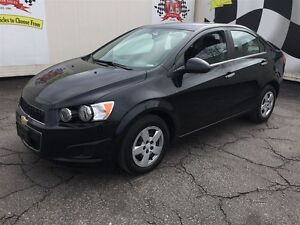 2014 Chevrolet Sonic LT, Automatic, Back Up Camera, only 12,000k