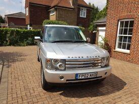 Range Rover Vogue 4.4 2002 - Very good condition