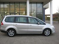 2012 ford galaxy 2.0 tdci diesel automatic, 83k silver, 2 owner, 12 mot, hpi clear 100%