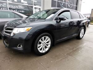 2013 Toyota Venza XLE Leather/Panoramic Roof