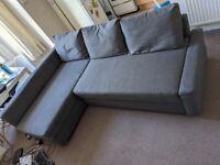 Ikea Friheten Corner Sofa bed - Collection only